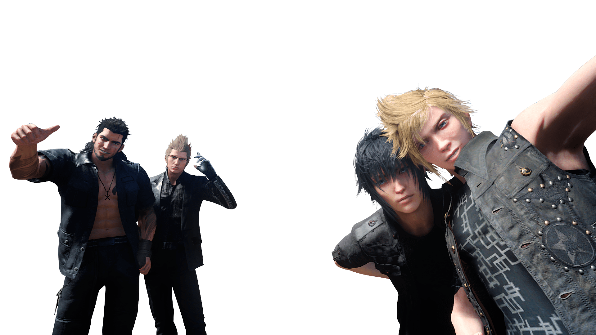 Wallpaper Final Fantasy Xv Royal Edition 2018 Games 12556: Community