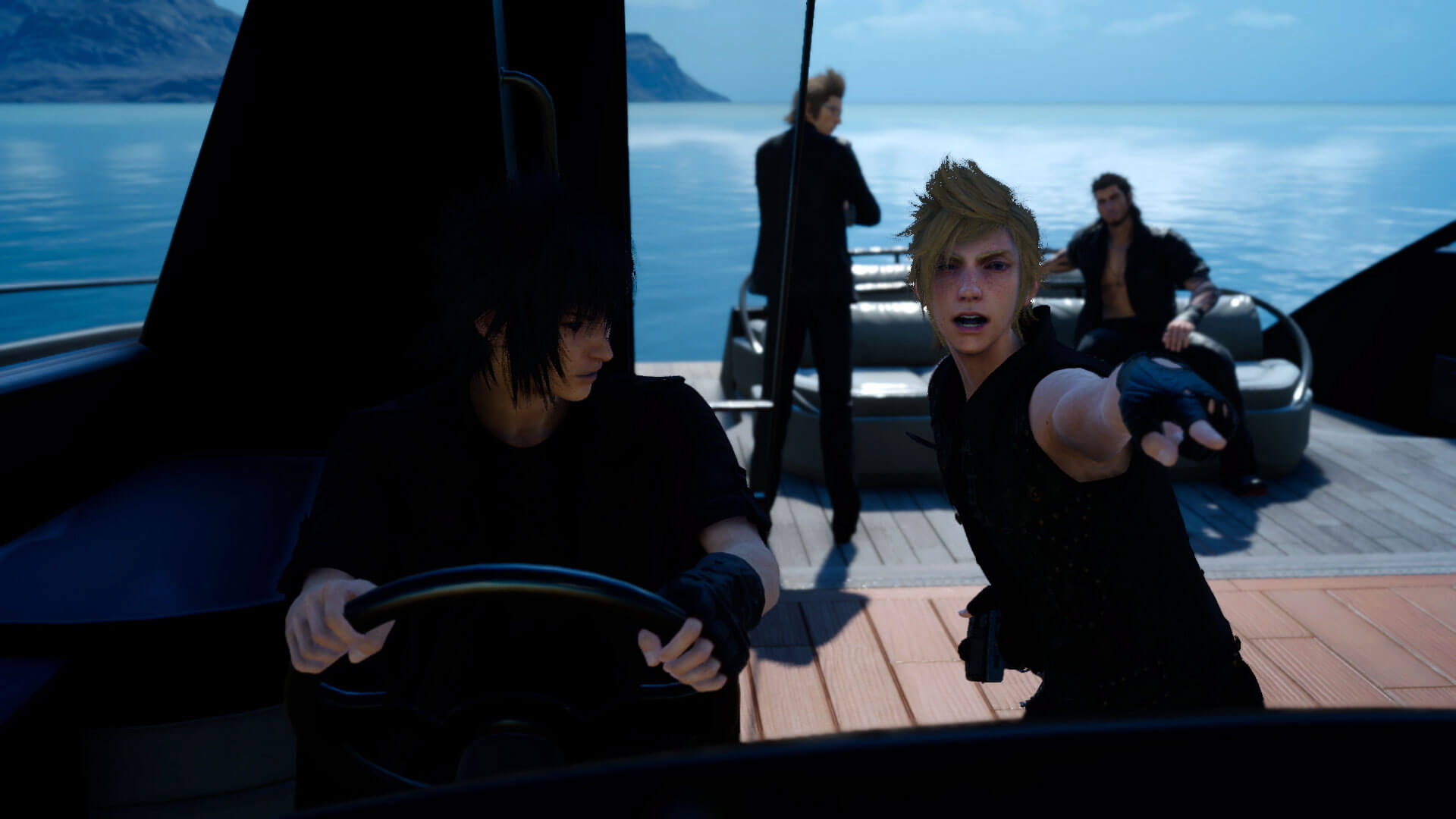 FINAL FANTASY XV Royal Edition Screenshot