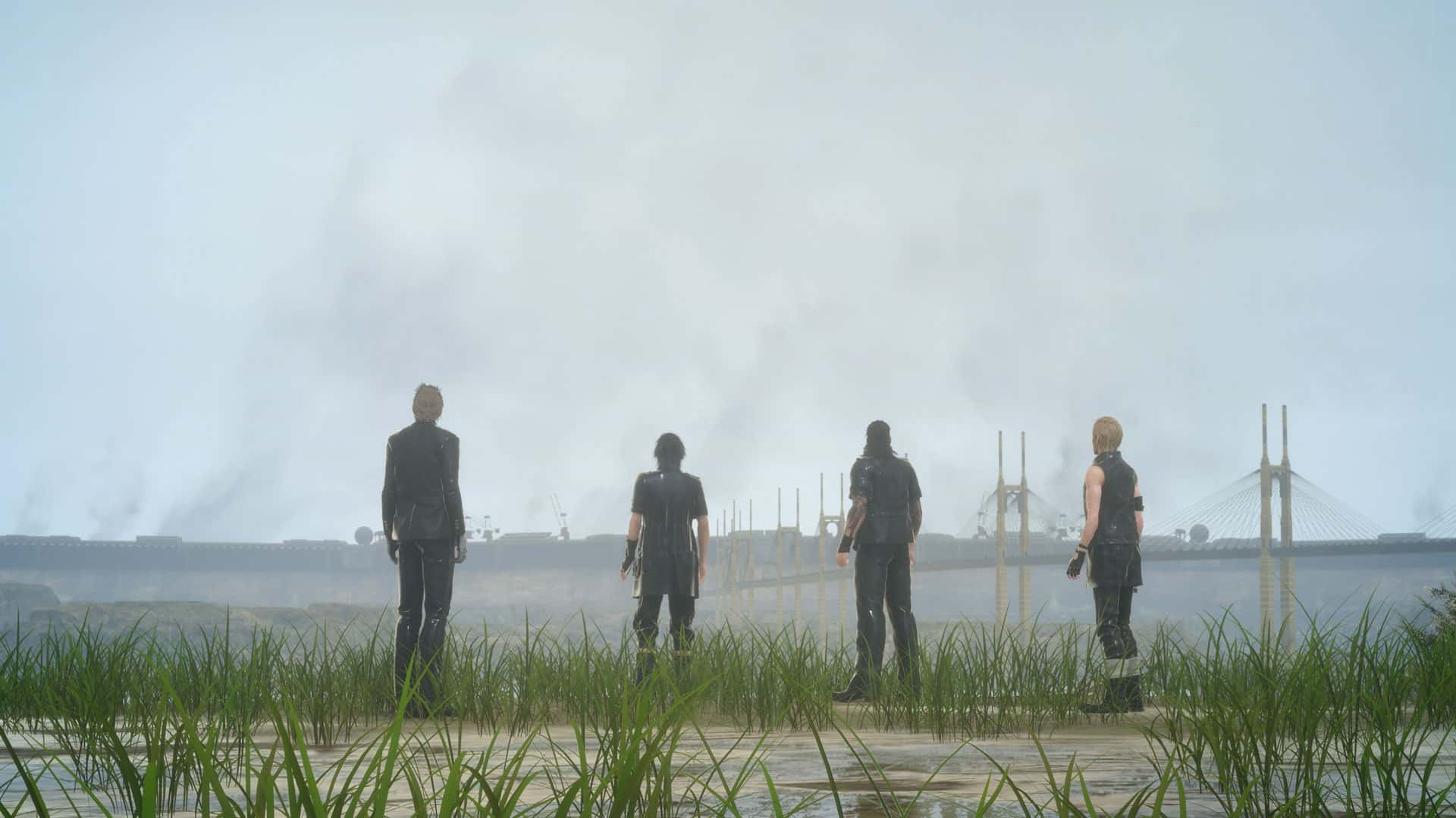 FINAL FANTASY XV Windows Edition Demo Screenshot